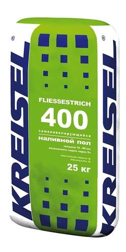 Самонивелирующийся наливной пол FLIESSESTRICH 400 Kreisel